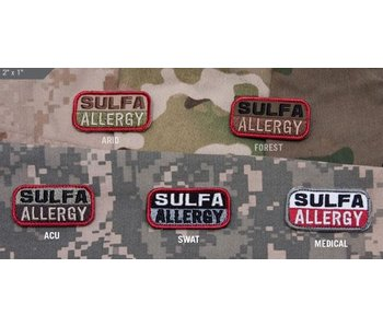 Mil-Spec Monkey Sulfa Allergy