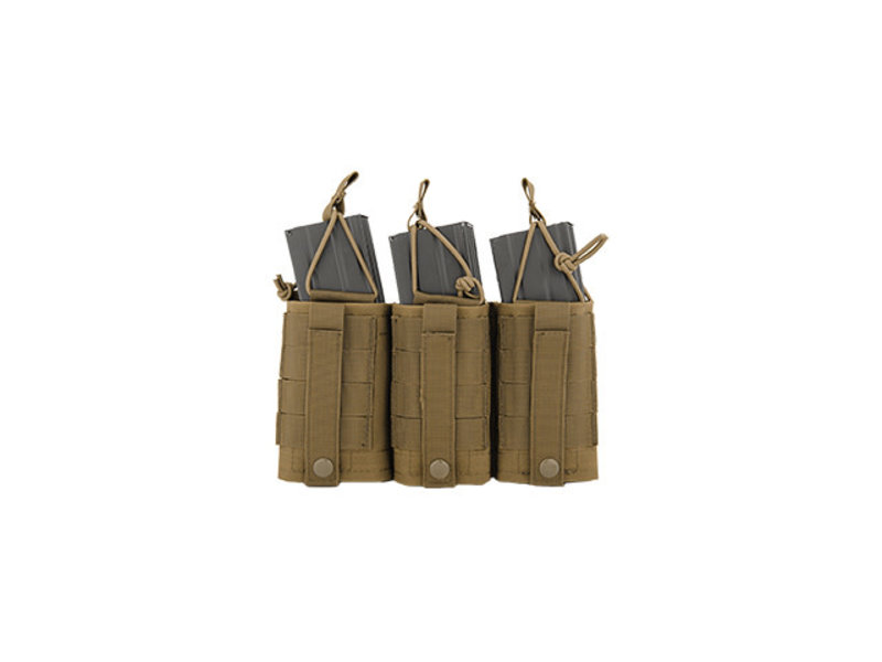 Lancer Tactical Lancer Tactical Triple Magazine Pouch w/ Variable Depth Adjustment
