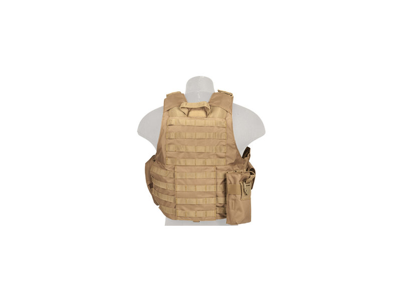 Lancer Tactical Lancer Tactical Strike Plate Carrier