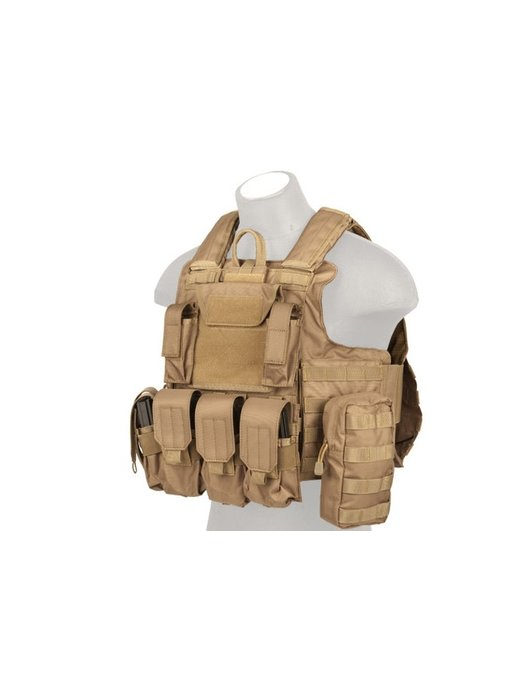 Lancer Tactical Strike Plate Carrier