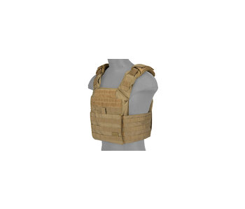 Lancer Tactical 1000D SAPC w/ Dual Inner Magazine Pouch and Shoulder Pads