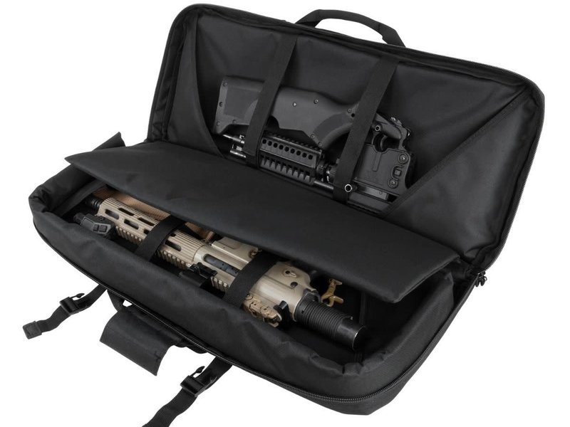 """NcStar NC Star 28"""" Deluxe SubGun, AR & AK Pistol Case"""
