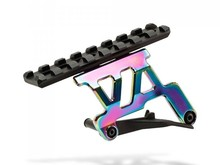 Laylax Nine Ball Hi Capa Scope Mount Rainbow Finish