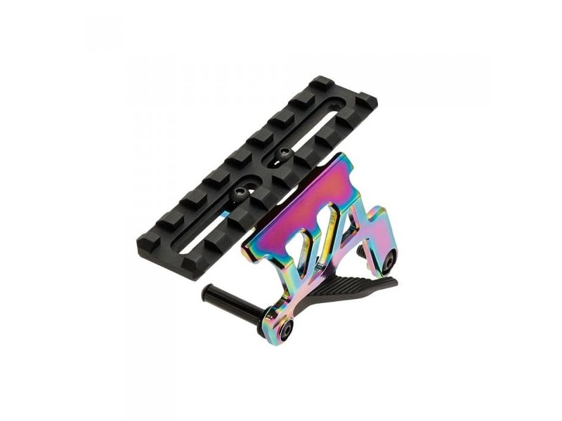 Laylax Nine Ball Hi Capa Aluminum Rainbow Finish Scope Mount Base