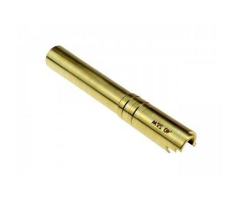 CowCow OB1 5.1 Hi CAPA .40cal Barrel Gold