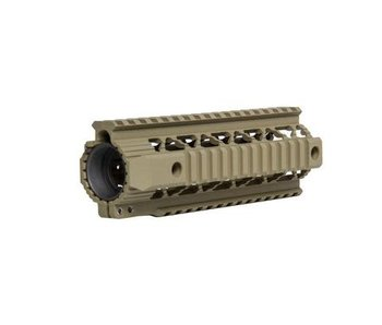Dytac Invader Rail System 7.6'' Dark Earth