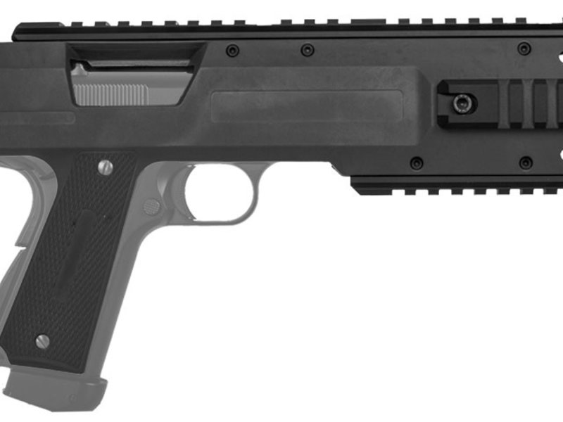 Lancer Tactical Lancer Tactical 1911 Carbine Conversion Kit Black