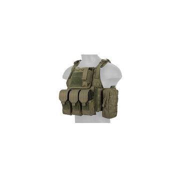 Lancer Tactical Lancer Tactical Assault Plate Carrier 600D Nylon