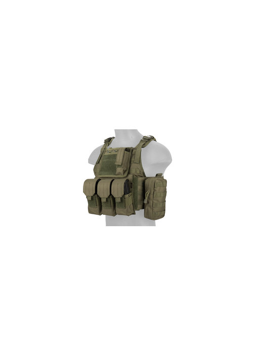 Lancer Tactical Assault Plate Carrier