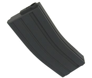 King Arms M4 / M16 120rd Midcap, Black