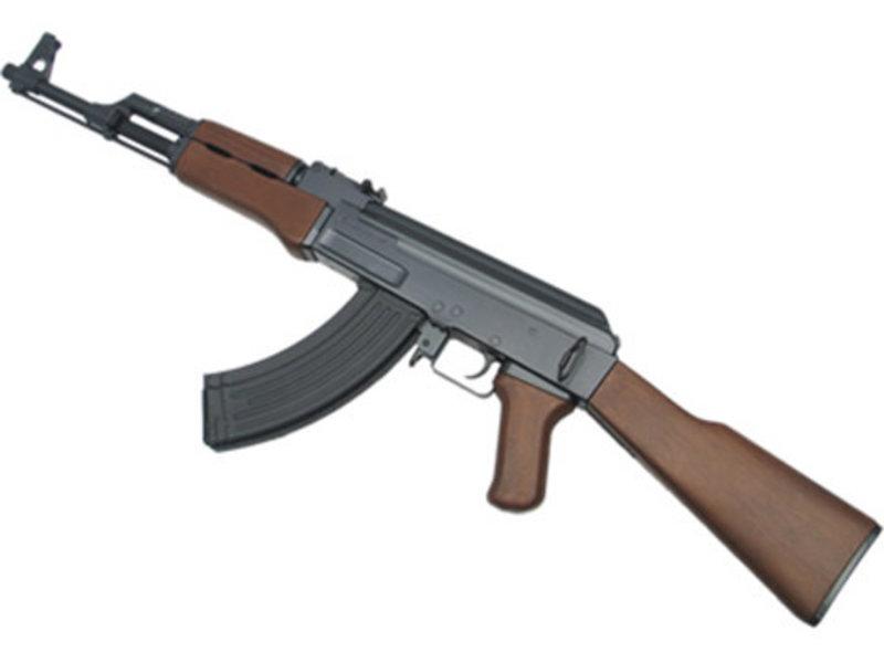 King Arms King Arms AK47 140 Round Metal Midcap Magazine
