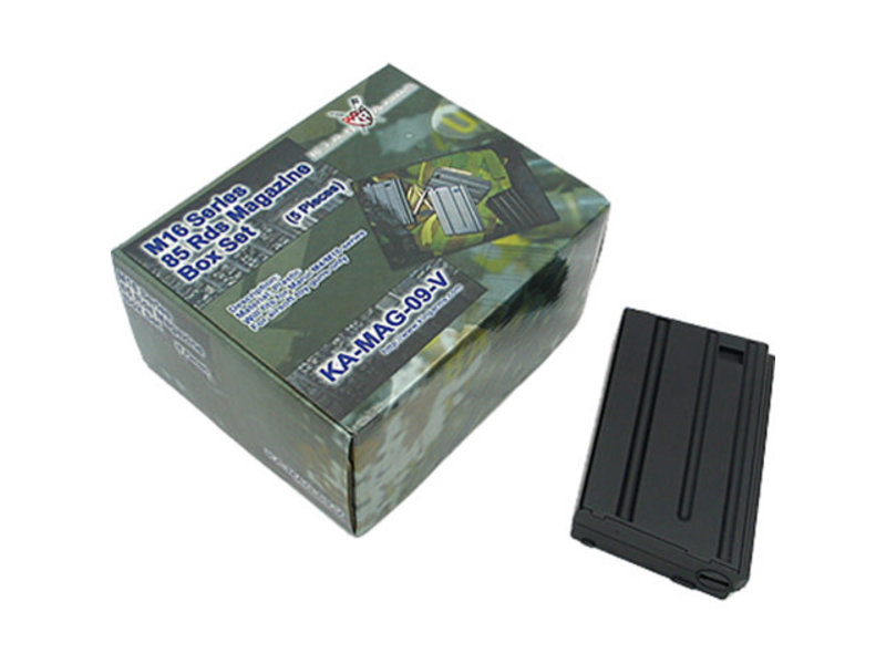King Arms King Arms M16VN 85rd 5pk