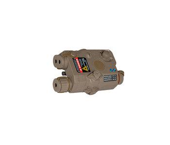 Lancer Tactical PEQ15 LA-5 Battery Case