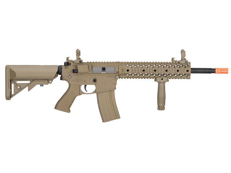 Lancer Tactical Lancer Tactical GEN2 M4 EVO Low FPS Nylon Polymer Rifle Tan