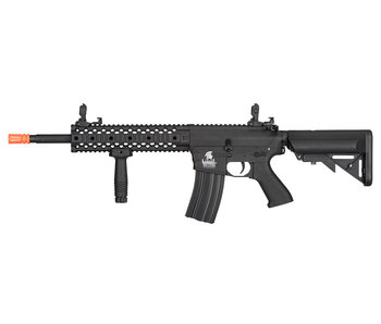 Lancer Tactical GEN2 M4 RIS EVO Nylon Polymer Rifle Black