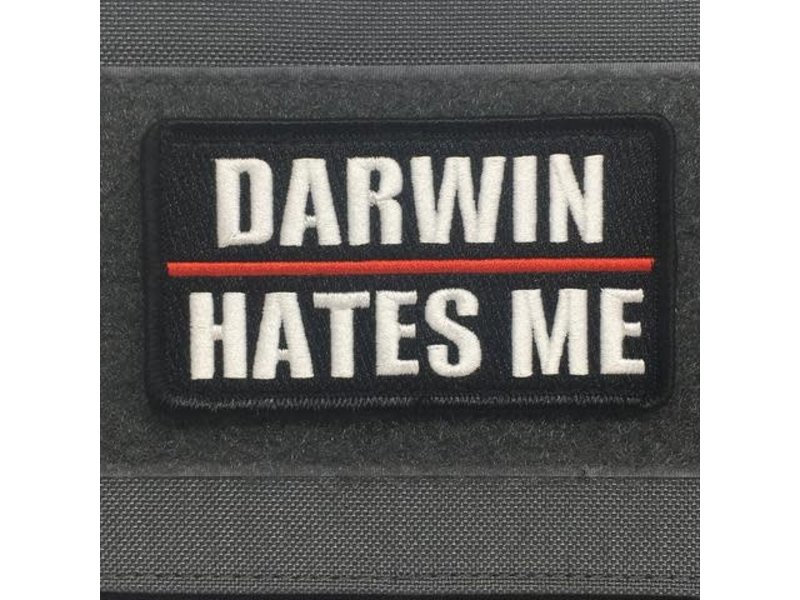 Tactical Outfitters Tactical Outfitters Darwin Hates Me Thin Red Line