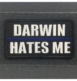 Tactical Outfitters Tactical Outfitters Darwin Hates Me Thin Blue Line
