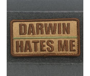 Tactical Outfitters Darwin Hates Me Military