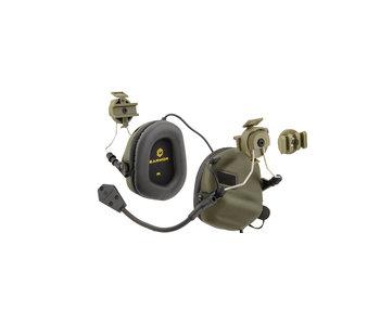 UKARMS Earmor M32H Helmet Electric Earmuffs FOL