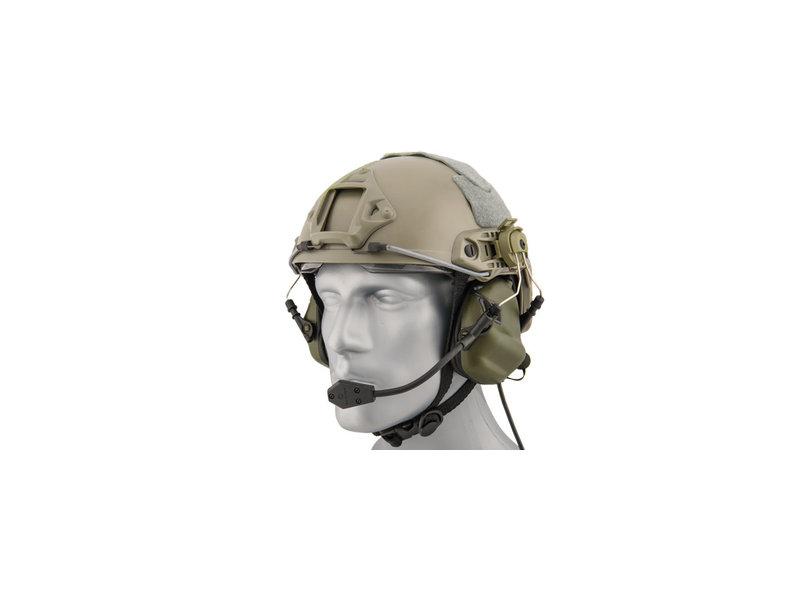 UK Arms UKARMS Earmor M32H Helmet Electric Earmuffs FOL