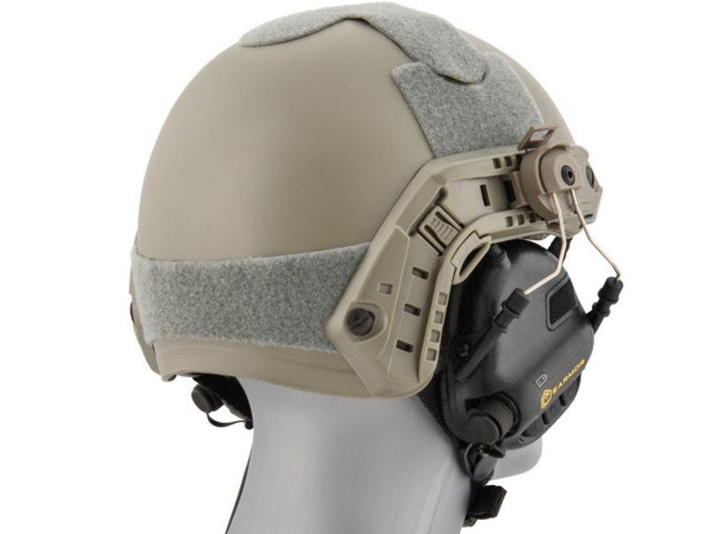 UK Arms UKARMS Earmor M32H Helmet Electric Earmuffs Black