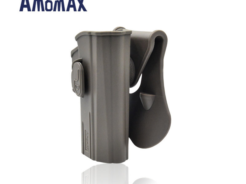 Amomax Amomax Hardshell Holster for CZ P-09, flat dark earth, right hand