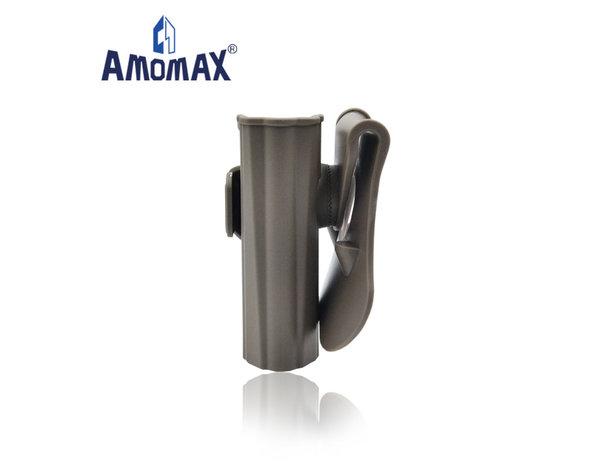 Amomax Amomax Hardshell Holster for CZ P-09, flat dark earth, right hand