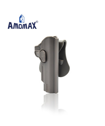 Amomax Amomax Hardshell holster for 1911 pistols, flat dark earth, right hand