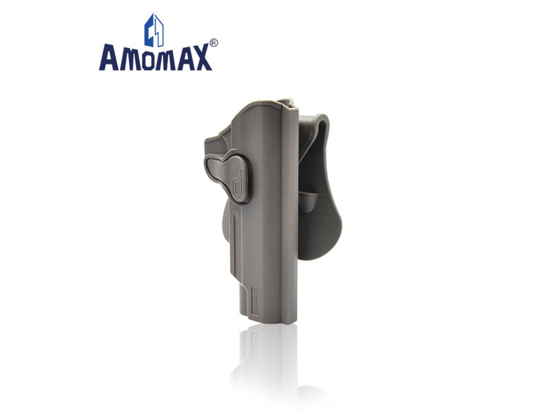Amomax Amomax Hardshell holster for 1911 pistols, flat dark earth, right hand