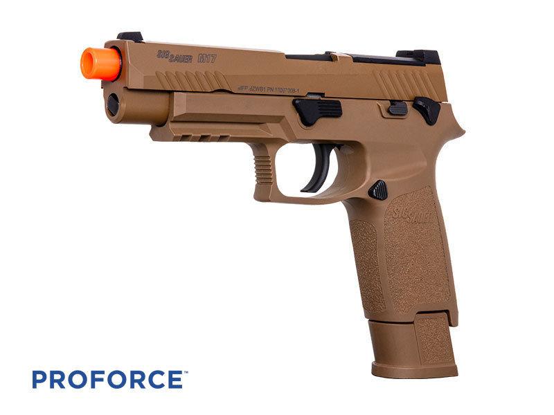 Sig Sauer SIG Sauer Pro Force Series M17 Gas Blowback Pistol