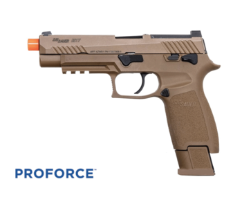 SIG Sauer Proforce Series M17 Blowback Pistol w/ CO2 Magazine