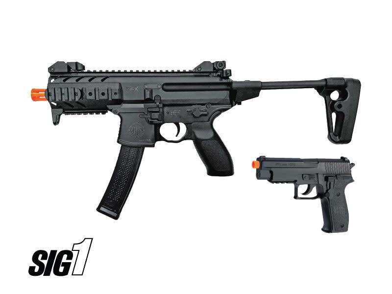 SIG1 SIG1 MPX/P226 Springer Combo Pack