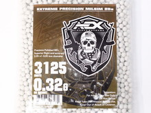 Airsoft Extreme AEX 0.32g 3,125 round 6mm Airsoft BBs