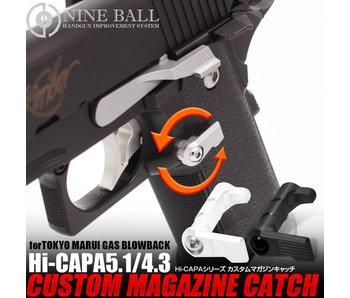 Nine Ball HI CAPA Custom Magazine Catch
