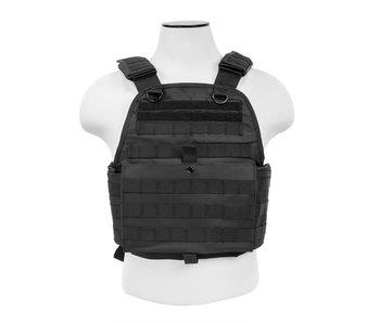 NC Star Plate VISM Plate Carrier Vest Medium-2XL Black