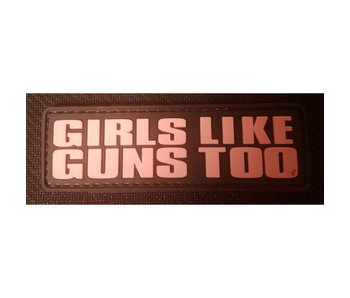 DDT Girls Like Guns Morale Patch