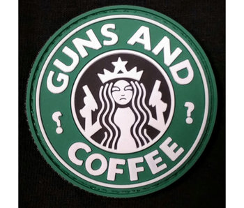 DDT Guns and Coffee Morale Patch