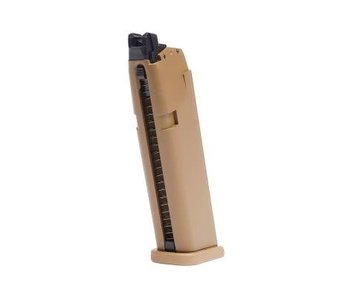 Umarex Elite Force GLOCK G19X Magazine, Tan