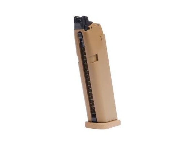 Elite Force Umarex Elite Force GLOCK G19X Green Gas Magazine Tan