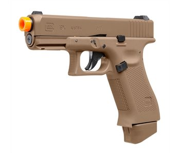 Umarex Elite Force GLOCK G19X Half Blowback CO2 Pistol