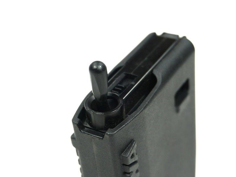 KWA KWA KWA MS120c Adjustable ERG/AEG2.5/AEG3 Mid-Cap Magazines, 3-Pack Adjustable ERG/AEG2.5/AEG3 Mid-Cap Magazines, 3-Pack