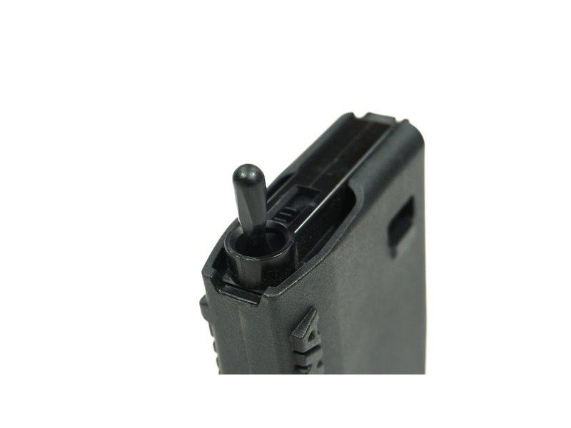 KWA KWA MS120c Adjustable ERG/AEG2.5/AEG3 Mid-Cap Magazines, 3 Pack