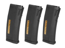 KWA KWA MS120c Adjustable Mid-Cap Magazines, 3 Pack