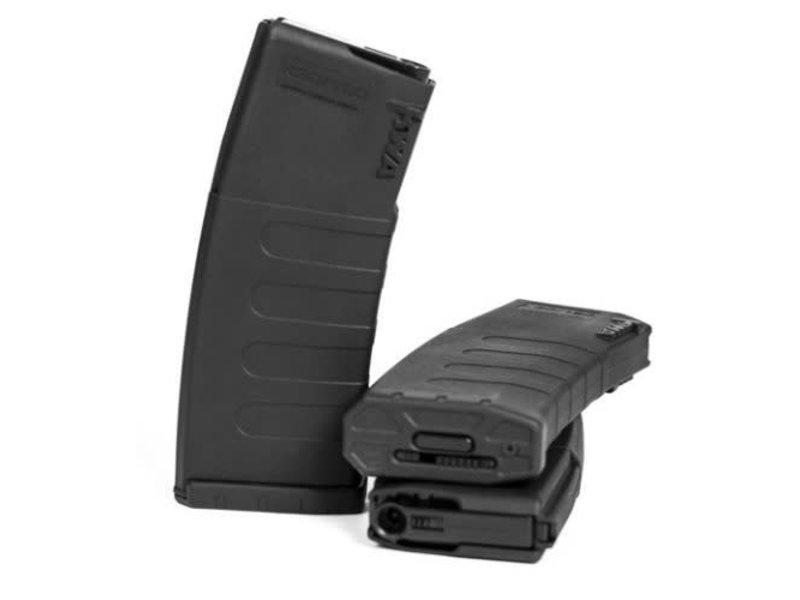 KWA KWA K120c Adjustable ERG/AEG2.5/AEG3 Mid-Cap Magazines, 3-Pack