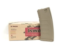 KWA KWA KM4 K120 Mid-Cap Magazine 6-Pack, Flat Dark Earth