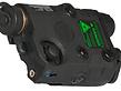 UK Arms UKARMS AN/PEQ15 LED/IR w/ Green Laser BLK