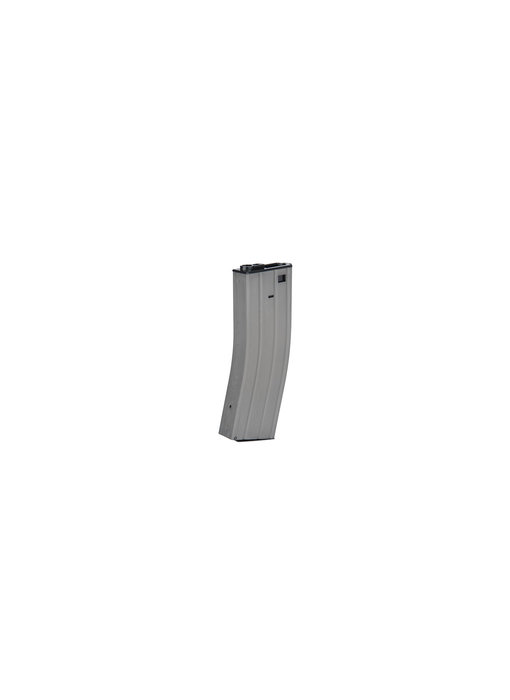 Lonex 360rd High Capacity M4 Flash Magazine, Gray