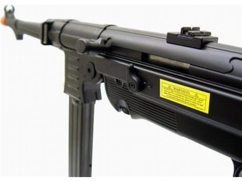 AGM AGM MP40 Airsoft Electric Rifle Full Metal with battery and charger