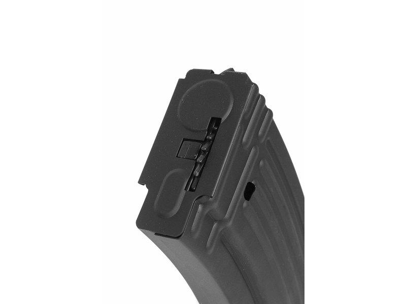 JG JG AK74 600rd Thermold Hicap Magazine Black