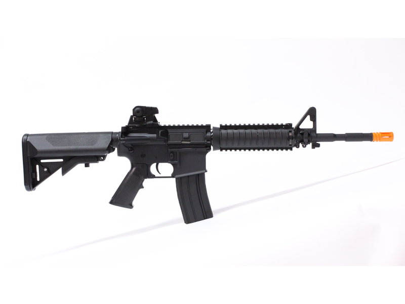 SRC SRC SR4 CQB w/battery and charger, black